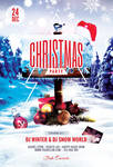 Christmas Party Flyer by styleWish