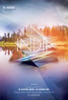 Indie Flyer by styleWish
