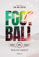 Football Flyer by styleWish