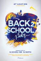 Back 2 School Flyer by styleWish