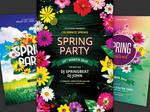 Spring Flyer Bundle Vol.04