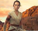 Star Wars: The Rise of Skywalker final (detail)