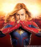 Captain Marvel Brie Larson final