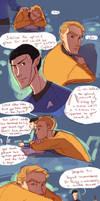 ST Comic: Captainhood