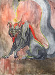 Blood and fire by BlackEyedNisha