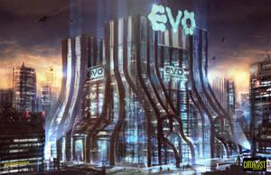 Shadowrun : Zero Day - EVO by BGK-Bengiskhan