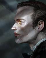 Vampyre study by BGK-Bengiskhan