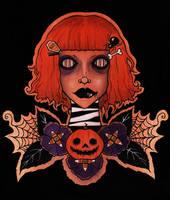 halloweenish by zombiepoptarts