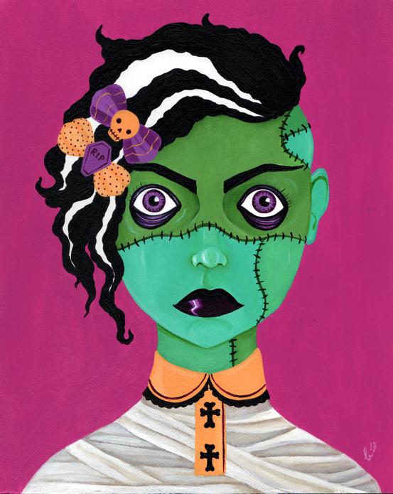 licorice stitch by zombiepoptarts