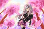[VOCALOID] Sakura IA by Sofiia-C