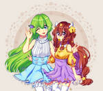 Collab with Yiruneul by Sofiia-C