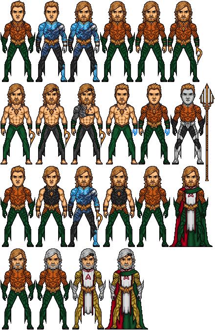 Tterrr Aquaman V2 by tterrr