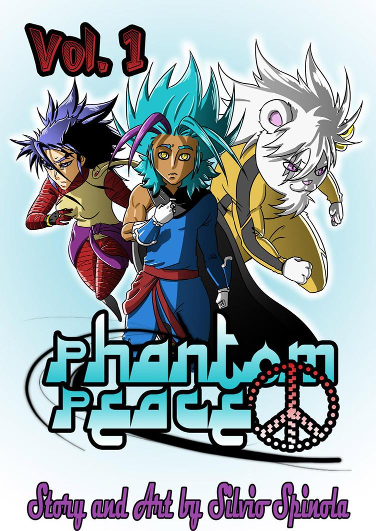 Phantom Peace Cover by PANICPHANTOMHEROES