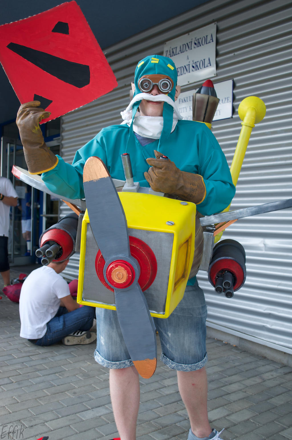 gyrocopter cosplay dota 2 by tanakhtcosplay on deviantart