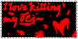 OC killing stamp by SorenBrian