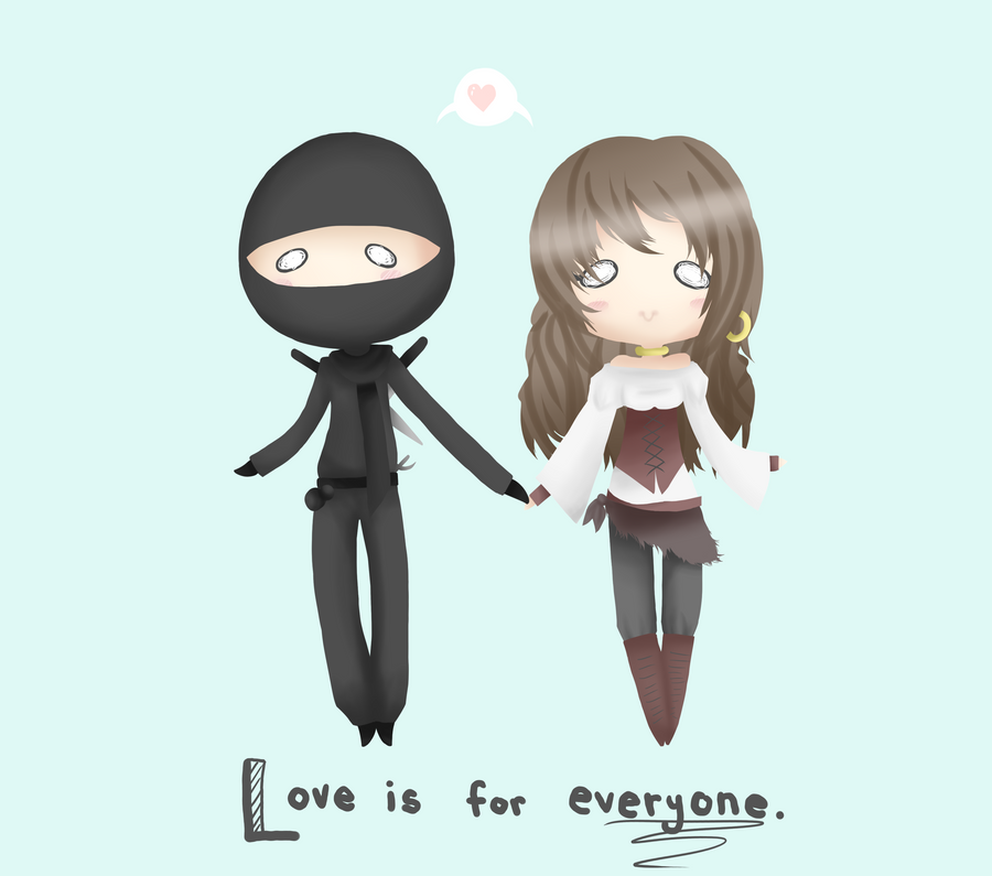 Love is for Everyone by SorenBrian