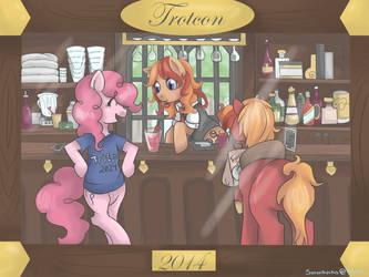 Trotcon 2014 Bar Menu