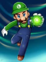 I'm Luigi! Number One! by Sweetochii