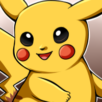 Pikachu Icon by Sweetochii