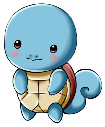 Beanie Squirtle by Sweetochii
