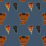 Five Nights at Freddys- Freddy Fazbear Wallpaper