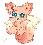 New OC- Claire by Sweetochii