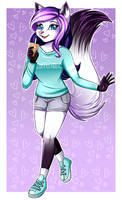 [C] Icewolf by Sweetochii