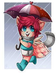 [OC] Rainy Day