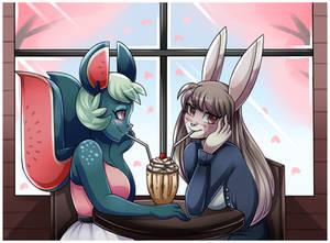 [C] Milkshake Date