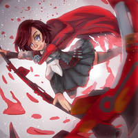 Ruby Rose by Finalangel72
