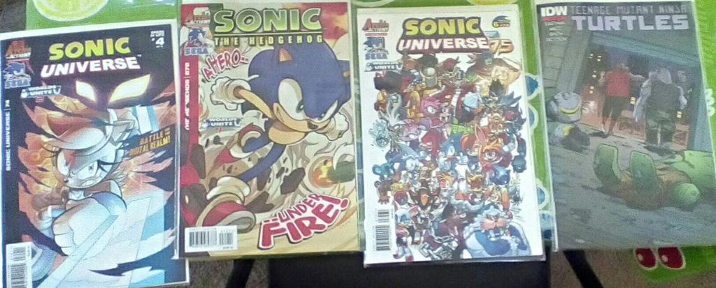 New Comics I got from Midtown Comics by bvw1979