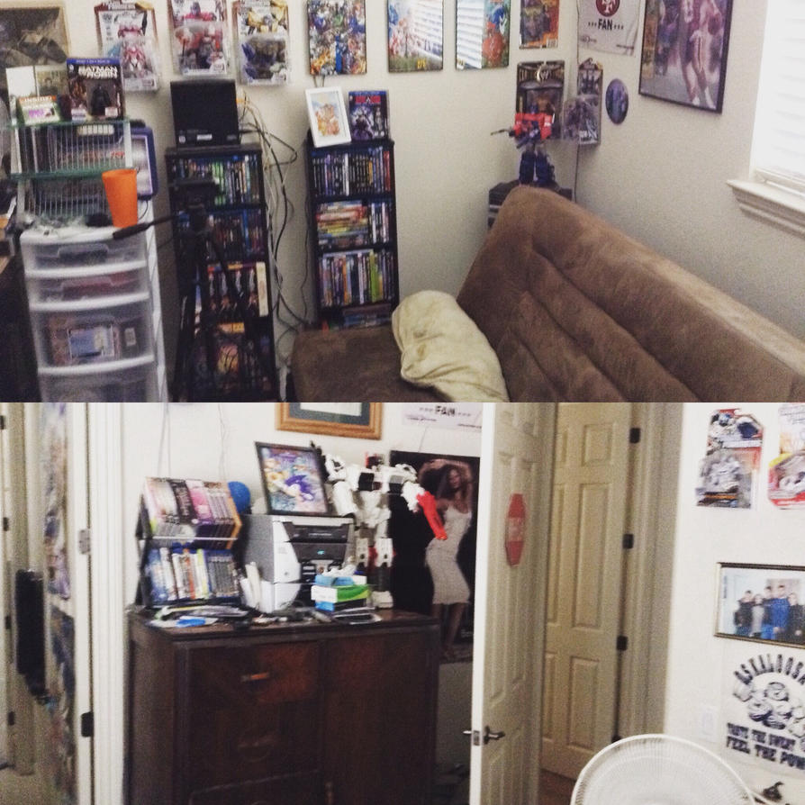 Room Update  by bvw1979