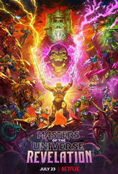 Masters Of The Universe Revelation Videos I Did