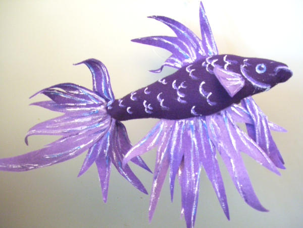 purple betta by aptiva on deviantart