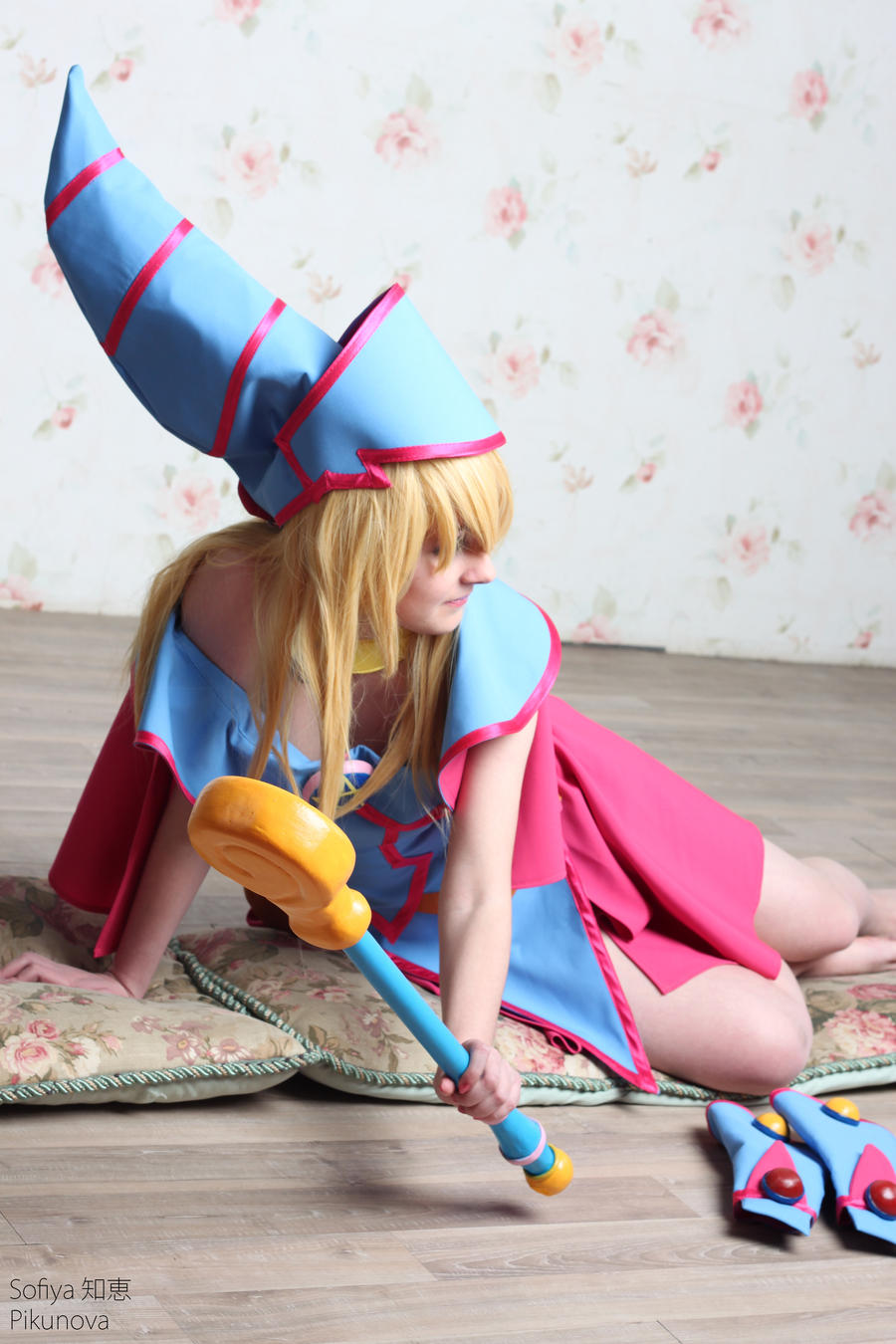 yu gi oh dark magician by aster hime on deviantart