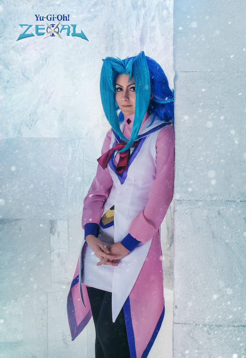 Zexal: Freezing by Aster-Hime