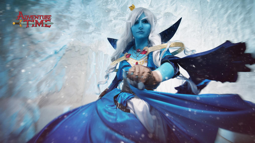 Adventure Time: Blizzard by Aster-Hime