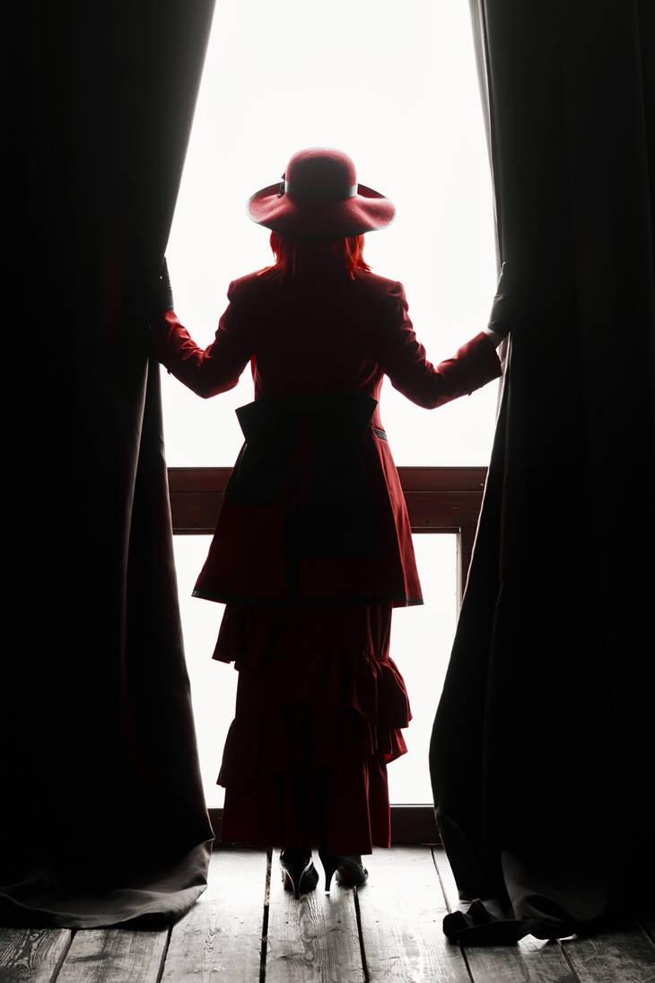 Kuroshitsuji: Madam Red by Aster-Hime