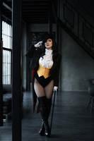Zatanna Zatara by Aster-Hime