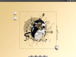 HeadPhone by Designer by Macfree