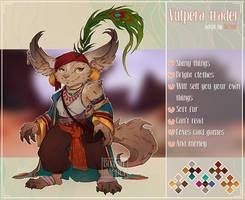 Adopt Auction - Vulpera trader [OPEN] by Birmit