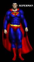 Superman Again by AlleyKatArt