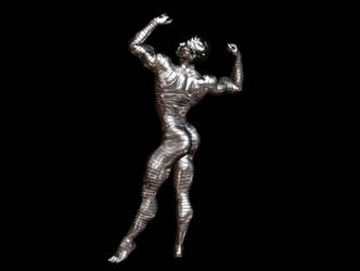Colossus Nude by kiwihobbit