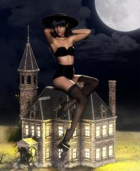 Happy Halloween 2020 by AlleyKatArt