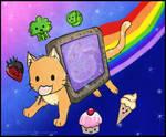 :: Talia's Nyan Cat ::