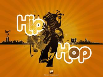 Hip Hop by SacDesign