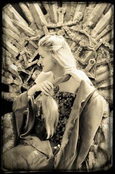 Cersei Lannister by Danilo Olivieri