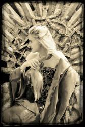 Cersei Lannister by Danilo Olivieri by PrincessAndDragon
