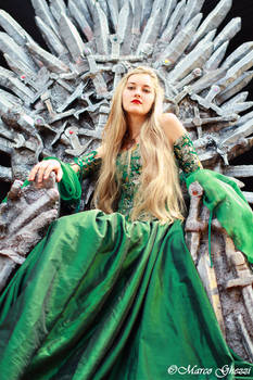 Cersei Lannister Costume Cosplay