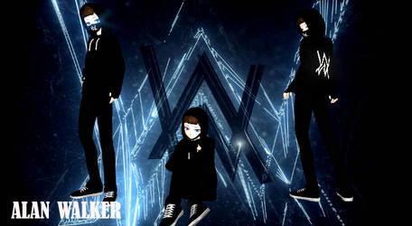 83+ Gambar Alan Walker Anime Terbaik